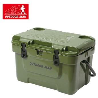 OUTDOOR MAN アウトドアマン インペリアルクーラーボックス KOCB-001G 【クーラーボックス/保冷/アウトドア/キャンプ/BBQ】