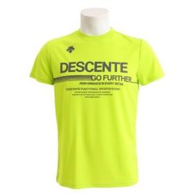 デサント(DESCENTE) 【ヴィクトリア限定】 半袖グラフィックTシャツB DORC9430VC BLK (Men's)