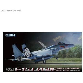 グレートウォールホビー 1/72 F-15J 航空自衛隊 戦技競技会 2013 プラモデル L7204 (ZS64508)
