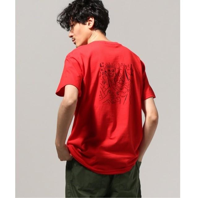[マルイ] メンズTシャツ(CONCA LORE IPA×JOURNALSTANDARD: RED Tシャツ)/ジャーナルスタンダード(メンズ)(JOURNAL STANDARD MEN'S)