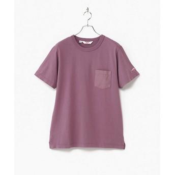 【SALE(伊勢丹)】<Battenwear/バテンウェア> 半袖カットソー ライラック 【三越・伊勢丹/公式】