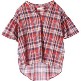 【6,000円(税込)以上のお買物で全国送料無料。】・綿レーヨンスキッパーシャツ
