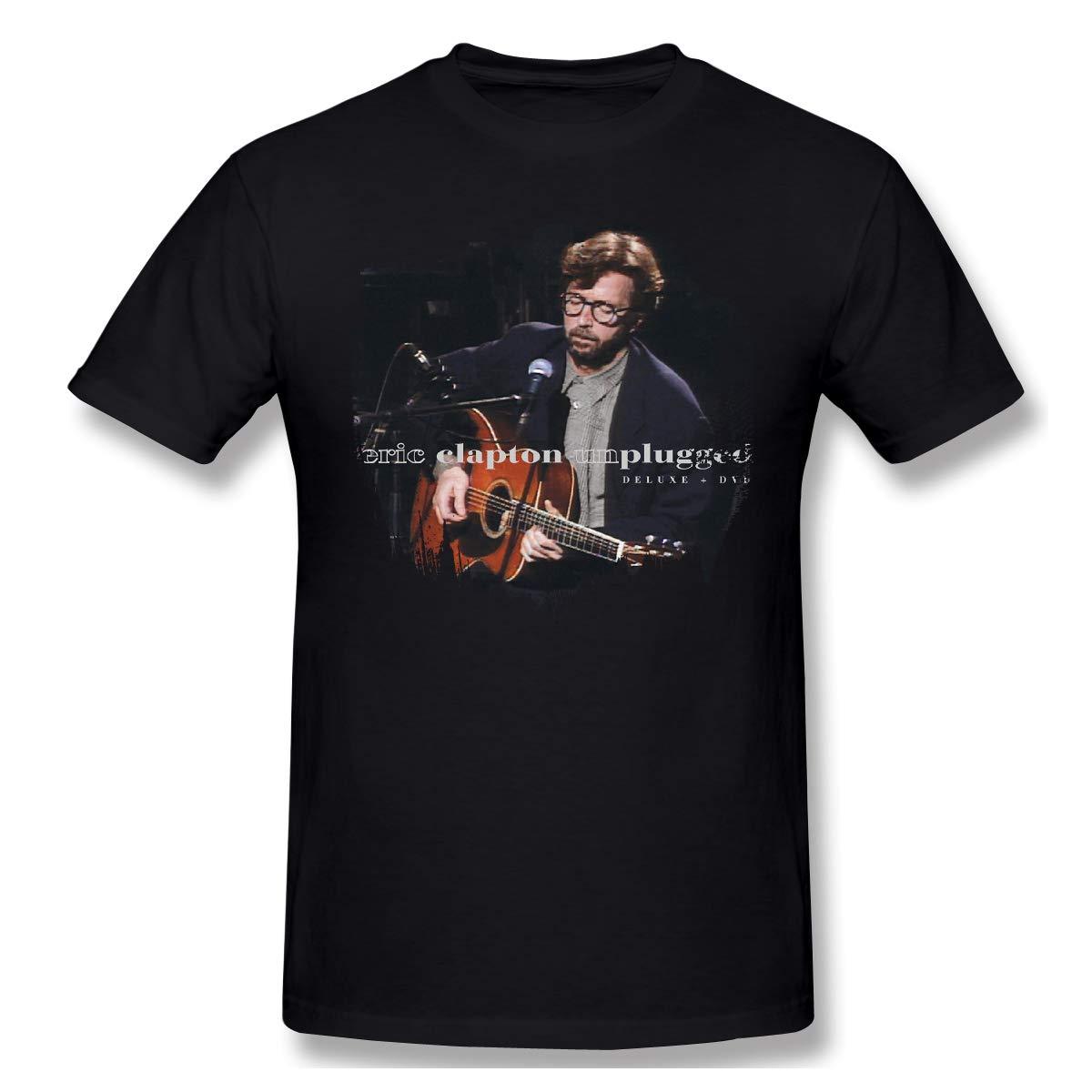 Eric Clapton Unplugged T Shirt