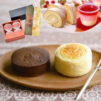 送料無料 北海道 ジョリ・クレール 北斗の贈り物 B / スイーツ 洋菓子 ロールケーキ スフレ グルメ 食品 ギフト