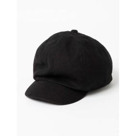 (インターステイプル) interstaple ファッション雑貨 M/リコキャスケット レディース ブラック Free