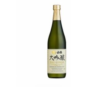 白鶴 大吟醸 720mL 日本酒 辛口