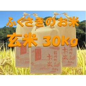 福崎町のお米30kg(玄米)(新米予約受付中)