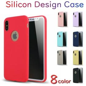 スマホケース iphone7 iphone8 iphone7/8plus iphone X iphone XR iphoneXS MAX 携帯ケース シリコン素材 シンプルおしゃれ