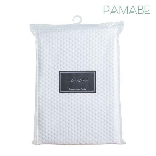 PAMABE 竹纖維防水嬰兒尿布墊-60x120cm★愛兒麗婦幼用品★4713302860666