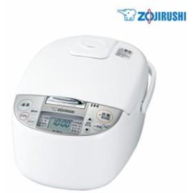 象印 IH炊飯器  極め炊き  NP-XB10-WA ホワイト 5.5合炊き