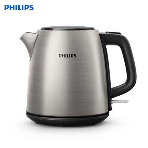 PHILIPS飛利浦 1L不鏽鋼煮水壺-HD9348/14【愛買】