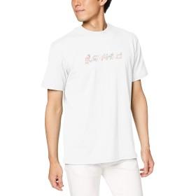 [グラミチ] Tシャツ RAINBOW LOGO TEE WHITE 日本 XL (日本サイズXL相当)