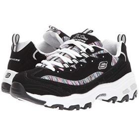 [スケッチャーズ] レディーススニーカー・靴・シューズ D'Lites Interlude Black Multi US 5 (22cm) C - Wide [並行輸入品]