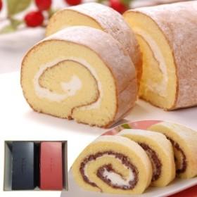 送料無料 北海道 ジョリ・クレール ロールケーキ 2本セット A / スイーツ 洋菓子 ケーキ グルメ 食品 ギフト お歳暮 御歳暮
