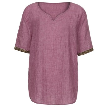 メンズ トップス ニット Joielmal ベーシック Vネック Tシャツ (半袖) メンズ TH632EM