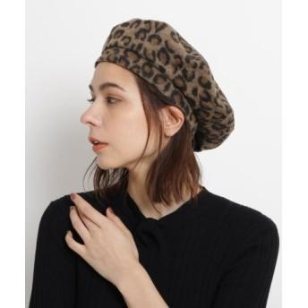 (AG by aquagirl/AG バイ アクアガール)アソートベレー帽/レディース キャメル(141)