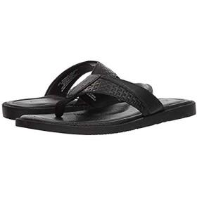 [トミーバハマ] メンズサンダル・靴 Anchors Astern Black (33.cm) D - Medium [並行輸入品]