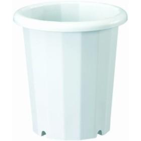 大和プラスチック 鉢・ポット 長鉢L 8号 [ファイ]240×H257 ホワイト