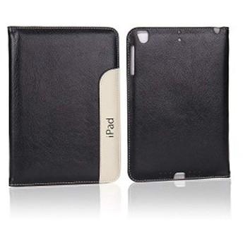 iPad mini1/2/3用ケース3重高耐久レザー材質(皮革)) スタンド機能 耐衝撃ケース衝撃吸収カバー 擦り傷防止 (iPad mini1/2/3, 3...