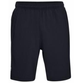 """アンダーアーマー Under Armour メンズ ボトムス・パンツ ランニング・ウォーキング 9"""" Launch Stretch Woven Run Shorts Black/Black/Re"""