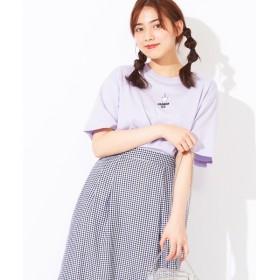[マルイ]【セール】ワンポイントスイーツ刺繍Tシャツ/ウィゴー(メンズ)(WEGO)
