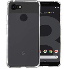 google pixel3 ケース シリコン TPU ソフト 耐衝撃 耐水 防指紋  送料無料