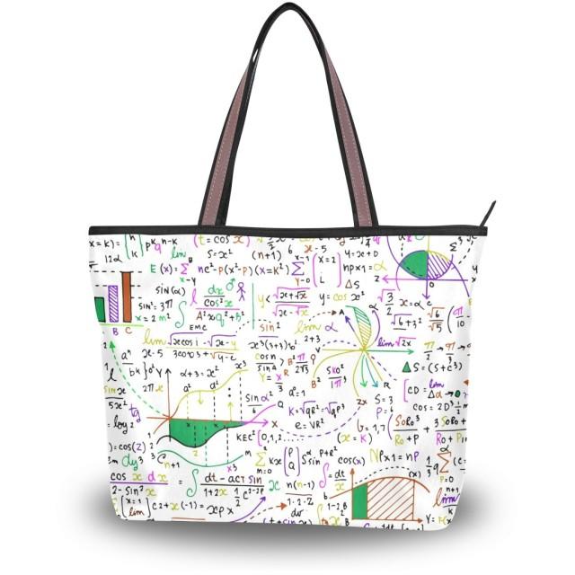 トートバッグ 数学 図