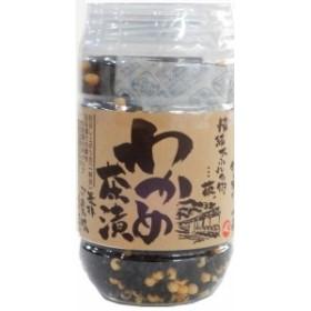 萩・井上 わかめ茶漬 ペット缶 110g 賞味期限2019.09.01