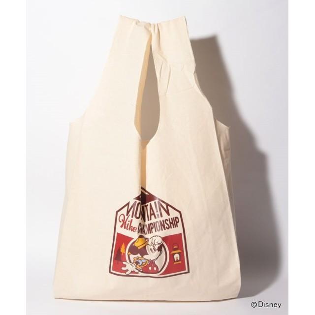 イッカ Disneyエコトートバッグ レディース ベージュ F 【ikka】