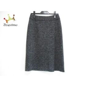 エポカ EPOCA スカート サイズ38 M レディース 美品 黒×白 新着 20190727