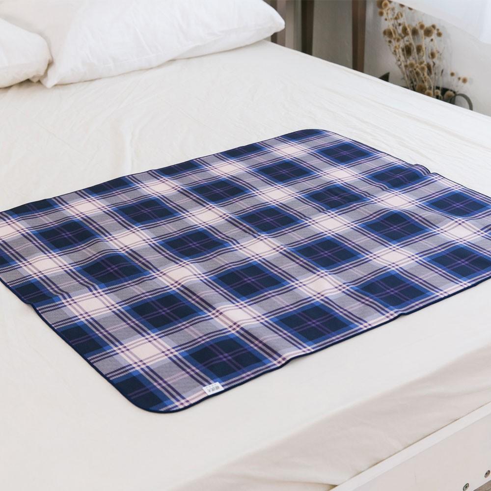 【米夢家居】台灣製造-全方位超防水止滑保潔墊/生理墊/尿布墊(單人105x144cm)-四色任選