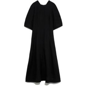 スタイリング バックリボン ドレス レディース BLK 0 【styling/】