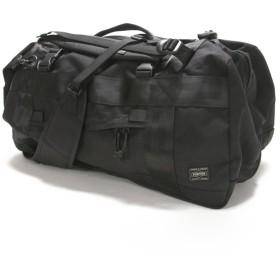 カバンのセレクション 吉田カバン ポーター ブースパック ボストンバッグ リュック メンズ レディース Mサイズ 50L PORTER 853 07995 ユニセックス ブラック フリー 【Bag & Luggage SELECTION】