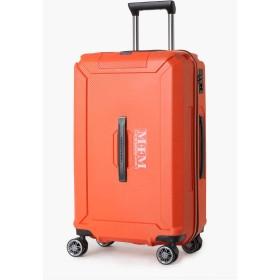 [モダニズム] MODERNISM スーツケース ハードスーツケースファスナータイプ約3~5泊TSAロック M3005-Z63-OR