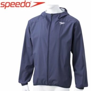 スピード 水泳 スタンダードシェルジャケット SA01906-NB