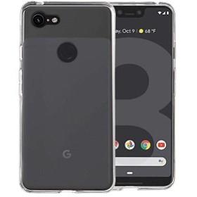 google pixel3 xl ケース シリコン TPU ソフト 耐衝撃 耐水 防指紋  送料無料