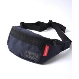 Manhattan Portage マンハッタン ポーテージ SHIPS別注 Embroidery Alleycat Waist Bag