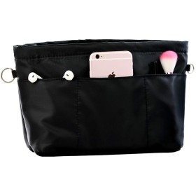 Joqixon バッグインバッグ レディース メンズ インナーバッグ 軽 人気 仕切り バックインバック a4 小物整理 出勤 旅行 bag in bag b5 高耐久性 大容量