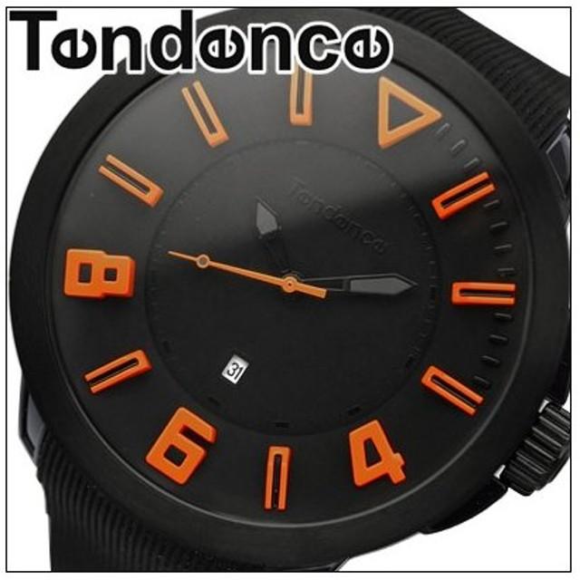 【4】テンデンス/Tendence(メンズ レディース) 腕時計(TT530003/ブラック)Gulliver Sport(ガリバー スポーツ)