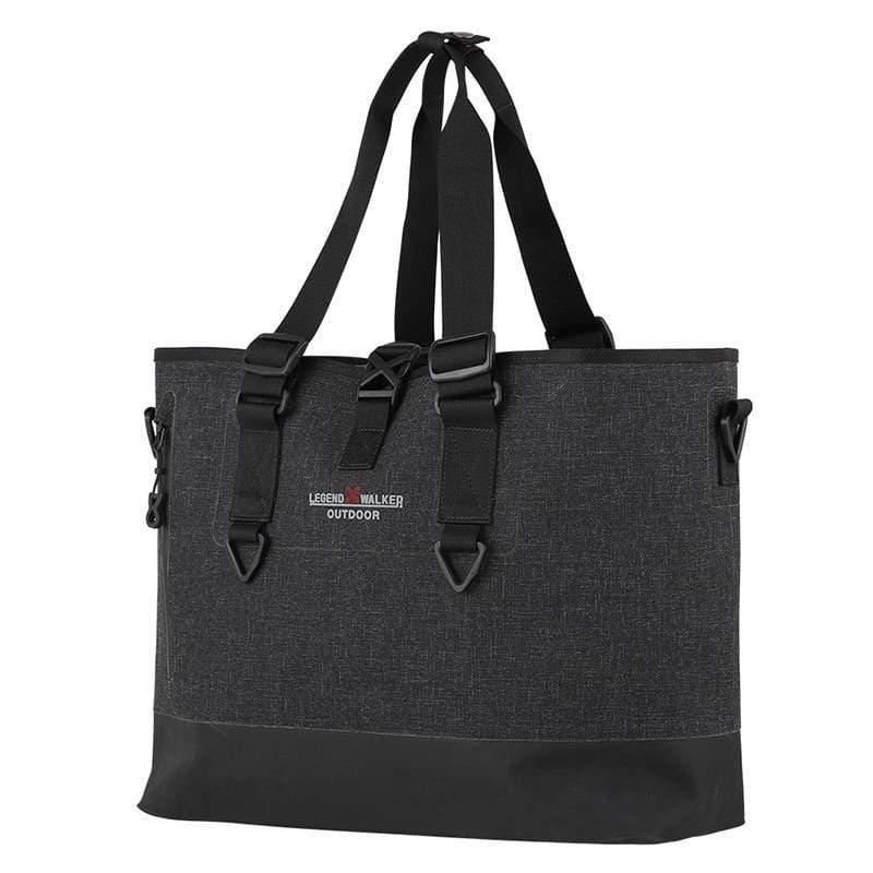 防潑水兩用包 - 黑色 9501-33-BK