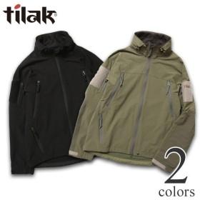ティラック ノシャックミグジャケット tilak Noshaq MIG Jacket ソフトシェル タクティカル