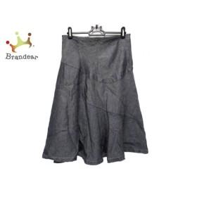 トリココムデギャルソン tricot COMMEdesGARCONS スカート サイズS レディース ネイビー デニム   スペシャル特価 20191017