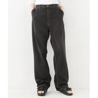 journal standard luxe 【SULTAN WASH / スルタンウォッシュ】 US WORK PANTS ブラック 50