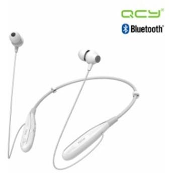 Bluetooth 4.1 ワイヤレスイヤホン QCY-QY25 WH ホワイト ワイヤレス