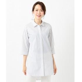 [マルイ] 【保湿機能】COMPACT COTTON ロングシャツ/自由区(JIYUKU)