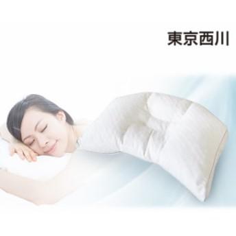 まくら 枕 ピロー 西川 睡眠博士シリーズ 人間科学まくら