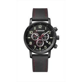 正規品 WENGER ウェンガー 01.1543.104 アティテュード クロノ 腕時計