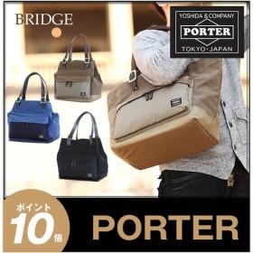 ポーター PORTER トートバッグ 吉田カバン ブリッジ トート バッグ m s l S 193-04060 WS