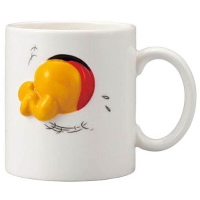 くまのプーさん ハプ3ングマグ (マグカップ) ディズ3ー
