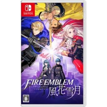【中古】ファイアーエムブレム 風花雪月 Nintendo Switch ソフト 任天堂 ニンテンドースイッチ HAC-P-ANVYA / 中古 ゲーム